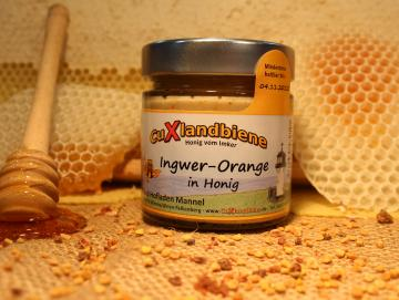 Ingwer-Orange in Honig 250g